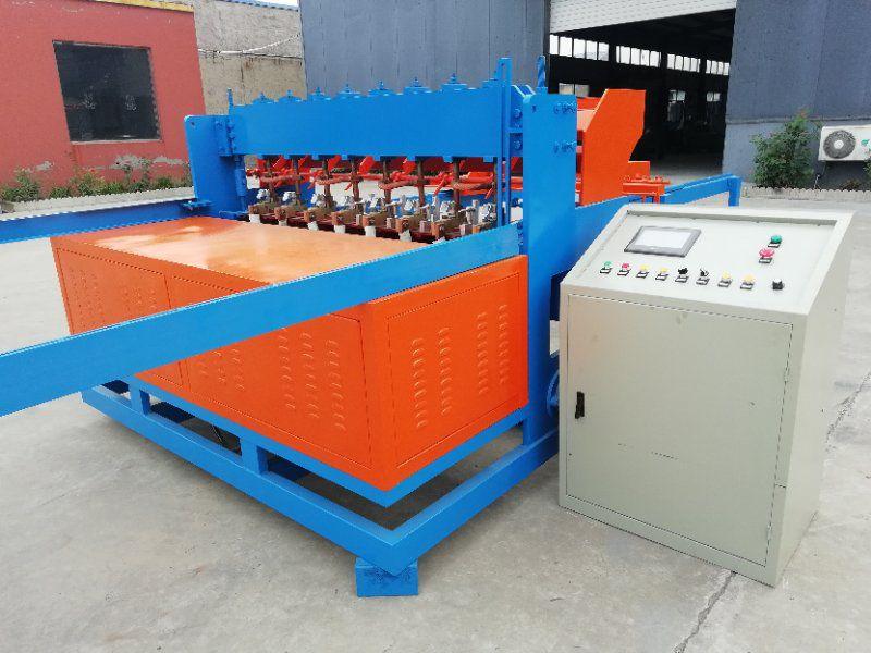厂家直销全自动钢筋网焊网机 自动焊接对齐切断