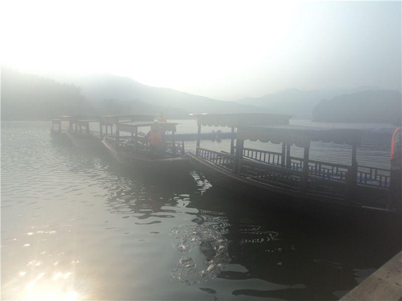 湖北电动船价格 木船厂家出售景区观光游船
