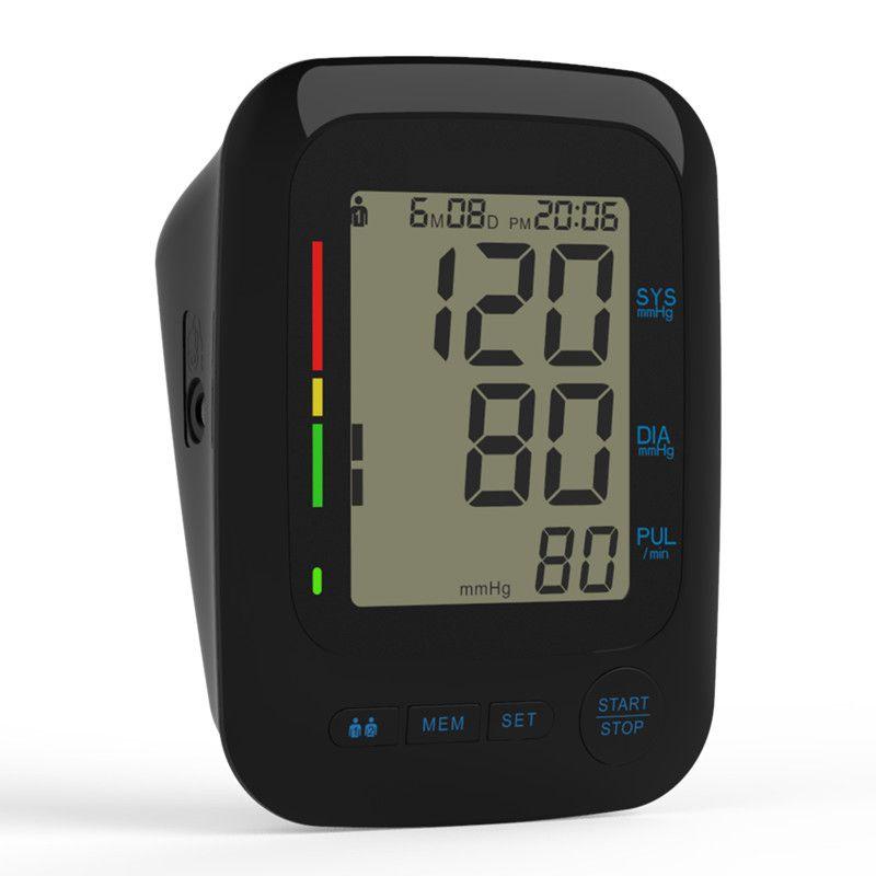 U80BH黑色血压计视频
