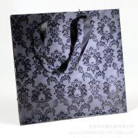 玖德 厂家定做现货 服装手提纸袋 手提礼品袋 首饰纸袋子