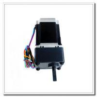 供应57减速步径电机大力矩57BYGH5601(1:10/30/50)配齿轮减速箱