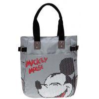 厂家直销mickey 迪士尼米奇帆布包韩版潮女士单肩包手提包女包包