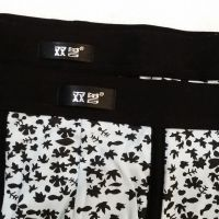 8522简装双兽挂卡单条男裤