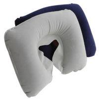 车载U型充气枕 护颈枕 汽车头枕 车用颈枕 可印logo 多色可选
