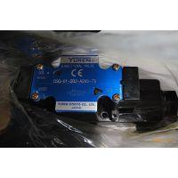 供应日本YUKEN油研电磁阀DSG-03-3C2-D24-50欢迎订购