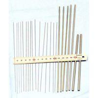 供应直径Φ0.8—Φ16之间全系列的316不锈钢毛细管针孔毛细管