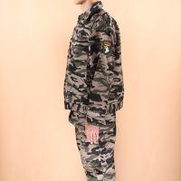 男士学生军训迷彩服喷漆防尘劳保工作服套装防水防污防静电保护服