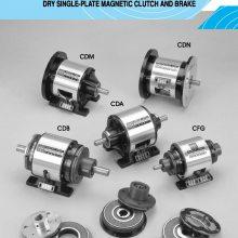 供应CDA010AA:双出轴仟岱电磁离合刹车器组CD-A-10