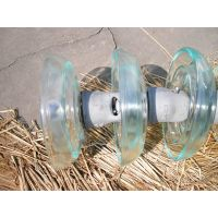 供应LXP-120 LXWP-120耐污型悬式钢化玻璃绝缘子