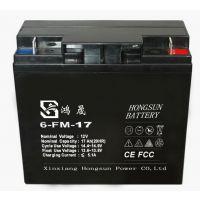 供应12V17AH 太阳能 免维护胶体蓄电池