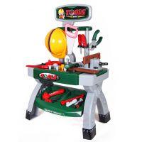批发现货正品雄城 多功能工具台过家家玩具套装维修台拆装工具箱