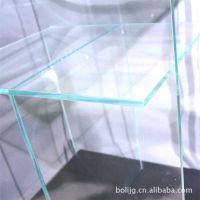 【 信义金晶白玻批发】6mm超白钢化玻璃  超白浮法玻璃加工定做