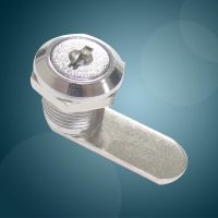 尚坤 K1-003 圆头锁、信箱锁、小圆头锁、机柜锁、电表箱锁