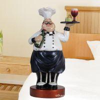 特价牛排酒店饭店装饰品餐桌摆件厨师厨房摆设必胜客摆件
