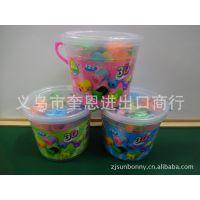 3D彩泥套装  益智橡皮泥 幼儿玩具 韩国文具批发 淘宝货源