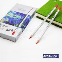 马可MARCO 油性彩铅 7100系列12、24、36、48、72CB高档纸盒装