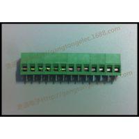 供应 欧式螺钉式PCB接线端子 128-5.0/5.08 UL VDE认证