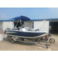 铝合金游艇 铝合金钓鱼船生产厂家