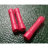 【厂价直销】BV1.25管形全绝缘中间冷压接线端头/长形接线端子