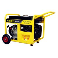 190A汽油发电电焊一体两用机