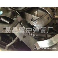 厂家直销高品质耐高温板弹簧 各种规格 品质超群