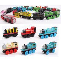 正品托马斯火车头玩具套装 THOMAS 磁性轨道火车 儿童益智玩具车