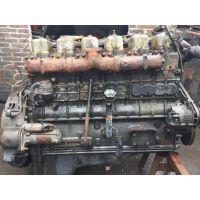 二手日本三菱6D22柴油发动机编号6D22-211930