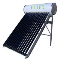 HITEK太阳能热水器 承压整机58*1800*10管-100L