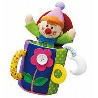 抢购 美赞臣赠品 音乐魔法小丑 益智玩具