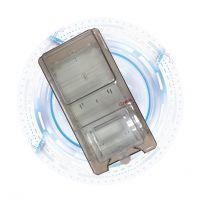 菱治M系列电表箱 320X170X140豪华全透明电子电表箱 带2-5位空开