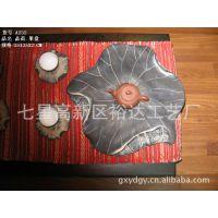 特价树脂工艺品 家居餐桌实用品 品荷果盘 餐厅配饰摆件BJ232