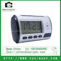 clock camera/hidden camera/ remote control camera