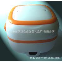 多功能蒸煮饭盒 蒸蛋器 煮蛋器 蒸煮米饭加热饭盒