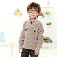 韩版童装厂家批发 儿童毛衣批发 童装加厚打底衫 品牌童装21022