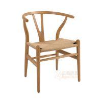 供应休闲椅 Wishbone-Chair实木休闲椅 会客接待椅 Y椅