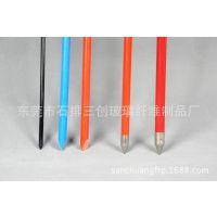 广东东莞三创供应复合材料玻璃纤维路标杆 道路交通标志路标杆