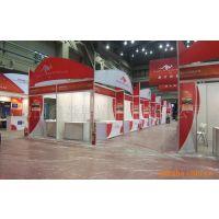 供应交易会及展销会专用铝料及材料 特装标摊展位搭建展台装修
