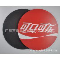 2014广州厂家促销 1元以下小礼品 精美小饰品 吸水纸杯垫 EVA杯垫