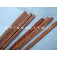 工厂直销 正宗优质天然酸枝筷 无漆  各种优质木筷 中华木筷