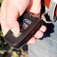 标车族宝马X1X3X5X61系3系5系7系宝马钥匙包专用真皮钥匙套