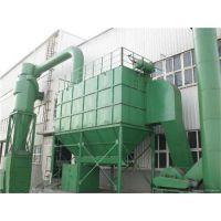 饲料厂粉尘处理设备脉冲布袋除尘器的工作原理