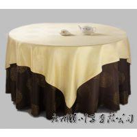 高档提花布 大菊花 中西餐厅 台布 桌布 餐布