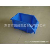 供应优质PP塑料零件盒 塑胶组合式零件盒 带支柱零件盒
