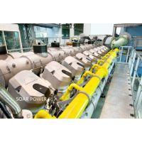 供应曼Man燃气发电机组(2.28MW~20.4MW)