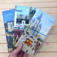 批发旅游用品 tk11-276印象巴黎长款旅行护照夹 护照包 机票夹