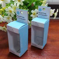 深圳宝安印刷包装厂家专业定做可折叠开窗包装盒纸盒