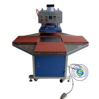 供应40X50四工位全自动烫画机 高温高压热转印机 T恤烫画机设备