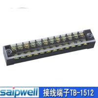赛普供应TB-1512 阻燃式12P 15A接线端子 电线连接端子 规格多种