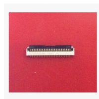 HRS FH19SC-24S-0.5 FFC扁平线 插座  0.5间距 24p超薄翻盖连接器