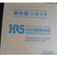 供应广濑连接器无卤连接器FH34SJ-6S-0.5SH(50)